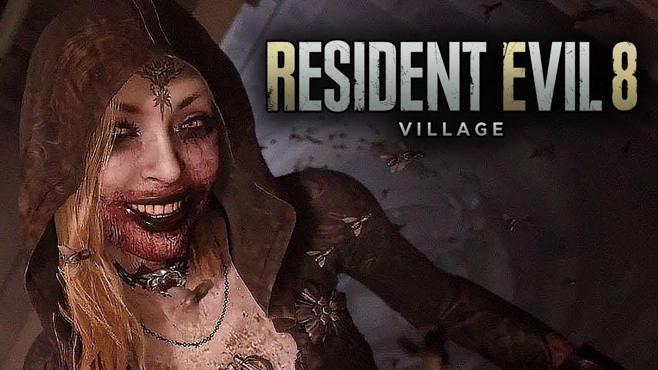 TheBrainDit — s11e160 — ЕЩЕ 30 МИНУТ ВЗАМКЕ ДИМИТРЕСКУ ● Resident Evil: Village Demo