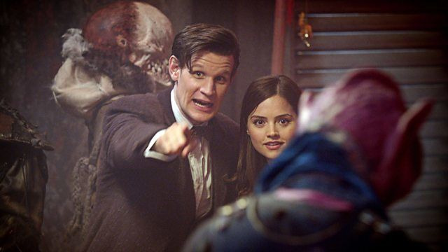 Doctor Who — s07e07 — The Rings of Akhaten