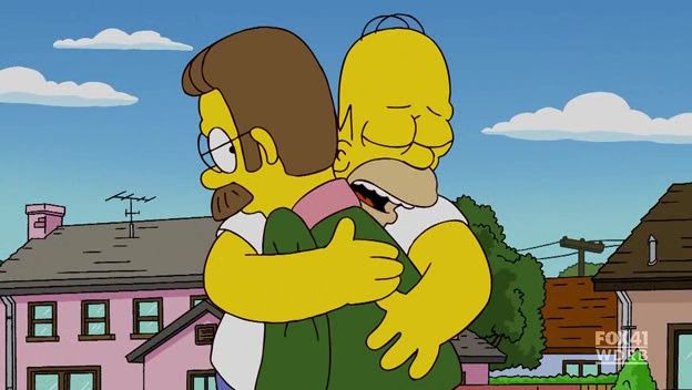 The Simpsons — s20e12 — No Loan Again, Naturally