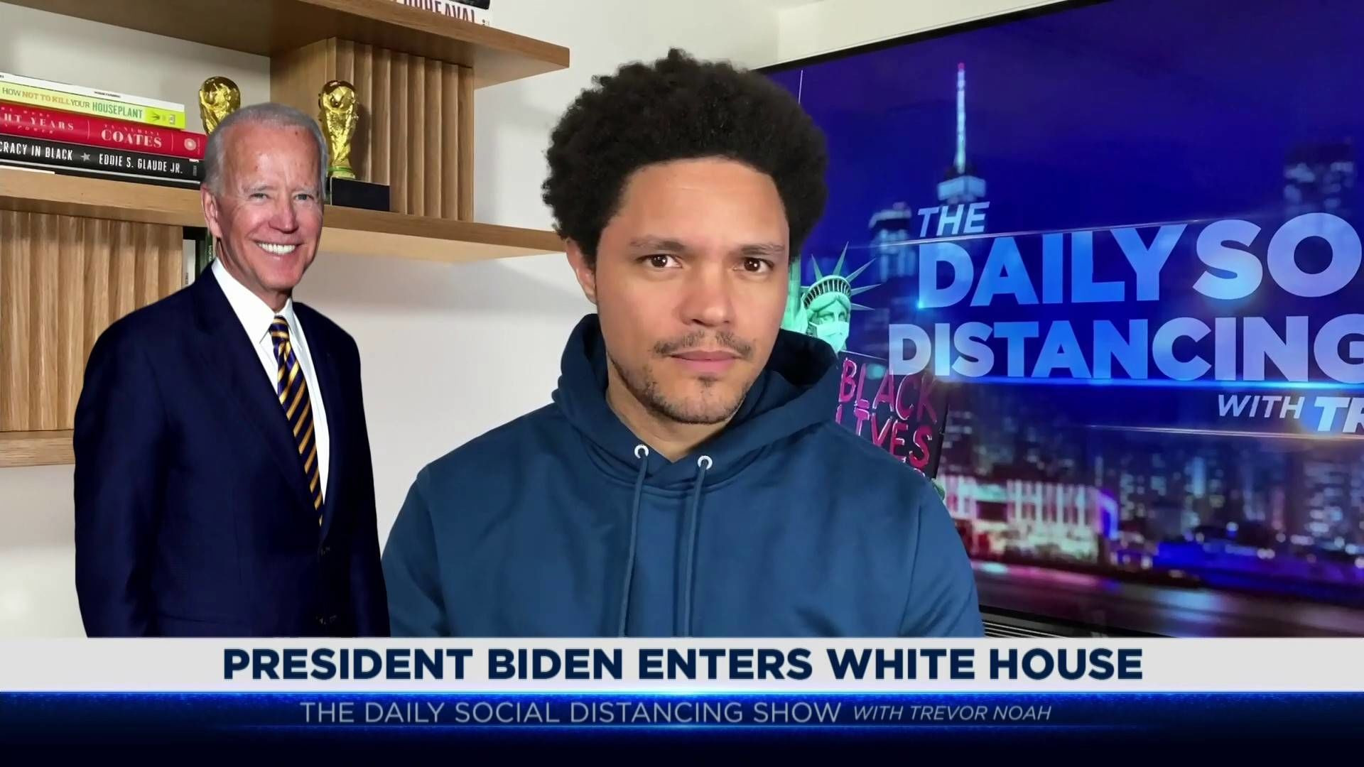 The Daily Show with Trevor Noah — s2021e02 — Stacey Abrams