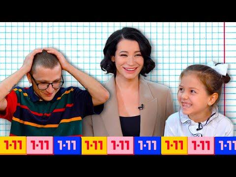 Шоу Иды Галич 1-11 — s02e07 — Кто умнее— Эльдар Джарахов или школьники