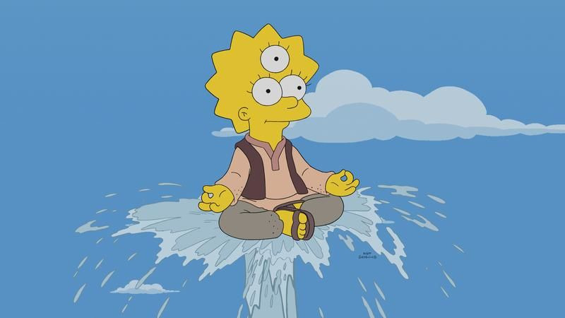 The Simpsons — s30e03 — My Way or the Highway to Heaven