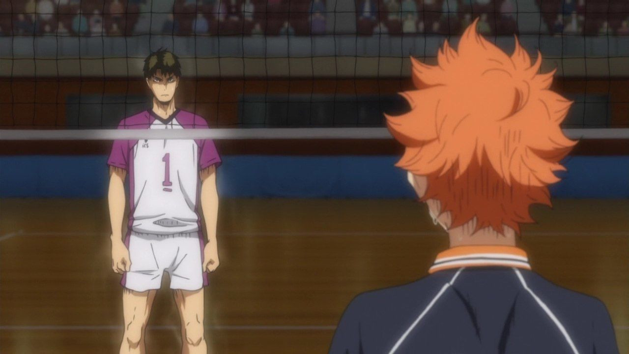 Волейбол!! — s03 special-2 — Haikyuu!! The Battle of Concepts