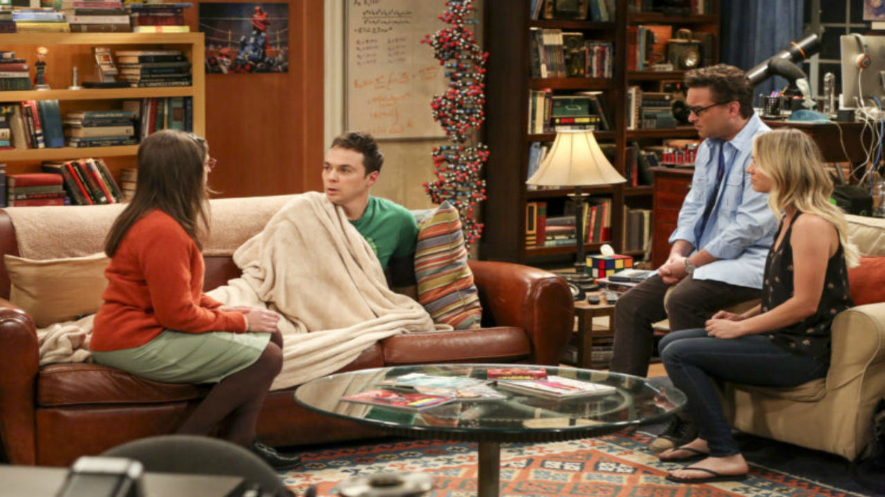 The Big Bang Theory — s10e20 — The Recollection Dissipation