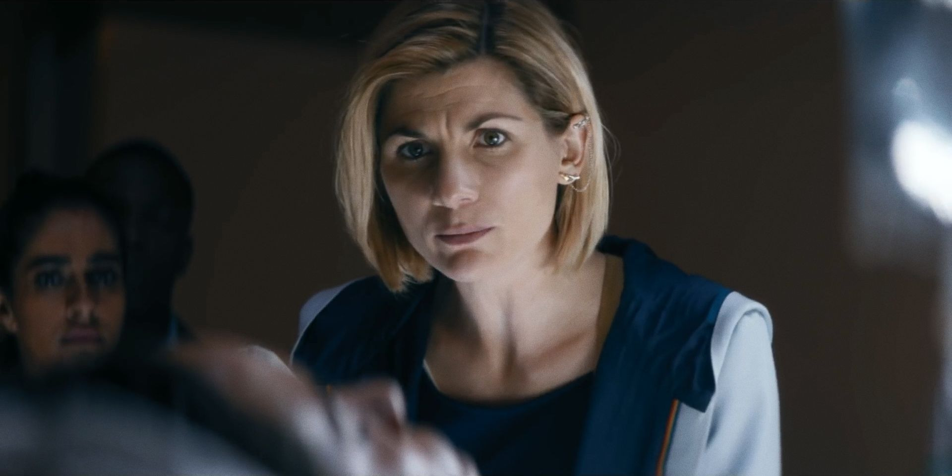 Doctor Who — s12e01 — Spyfall, Part 1