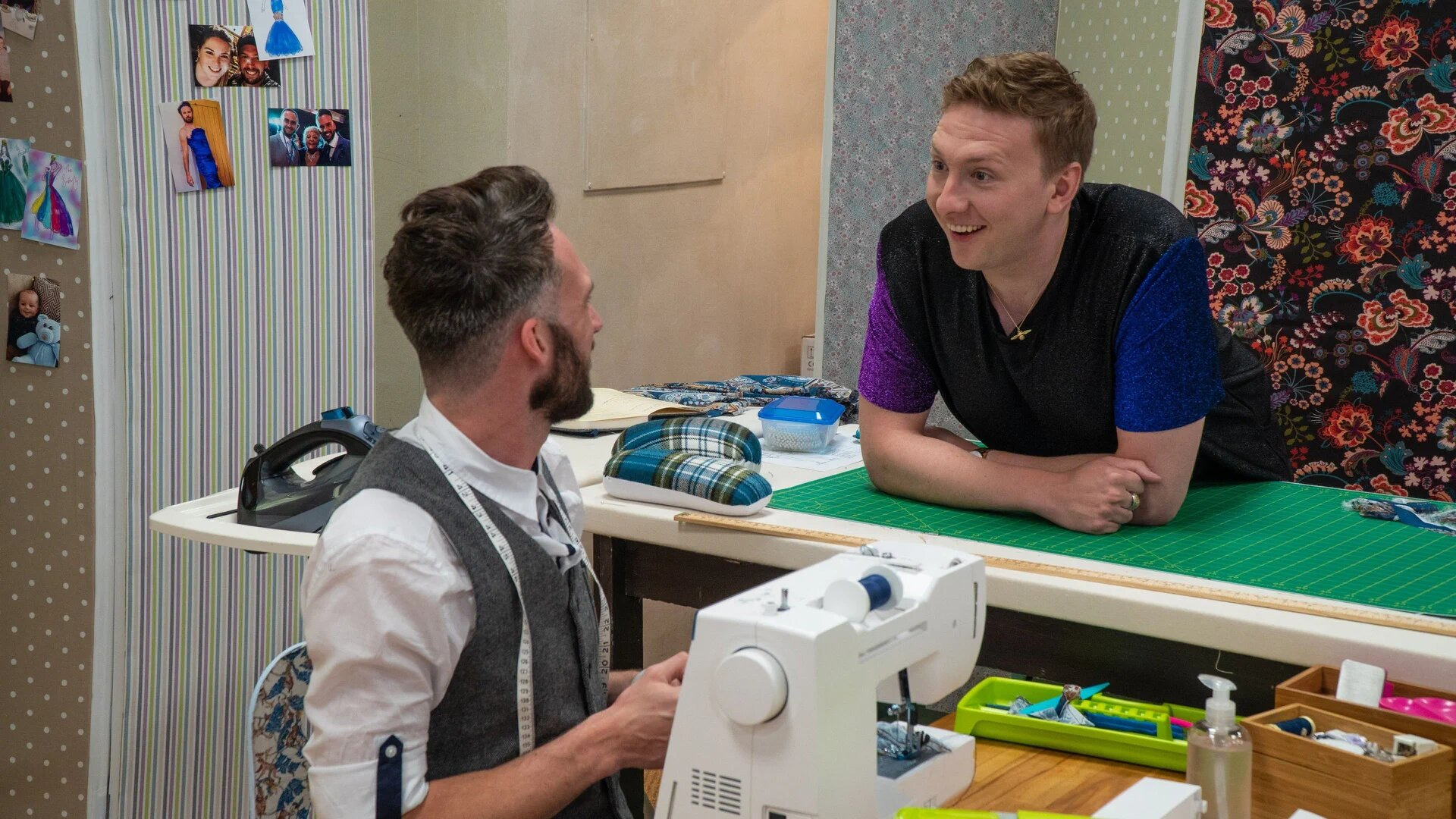 The Great British Sewing Bee — s07e01 — Episode 1