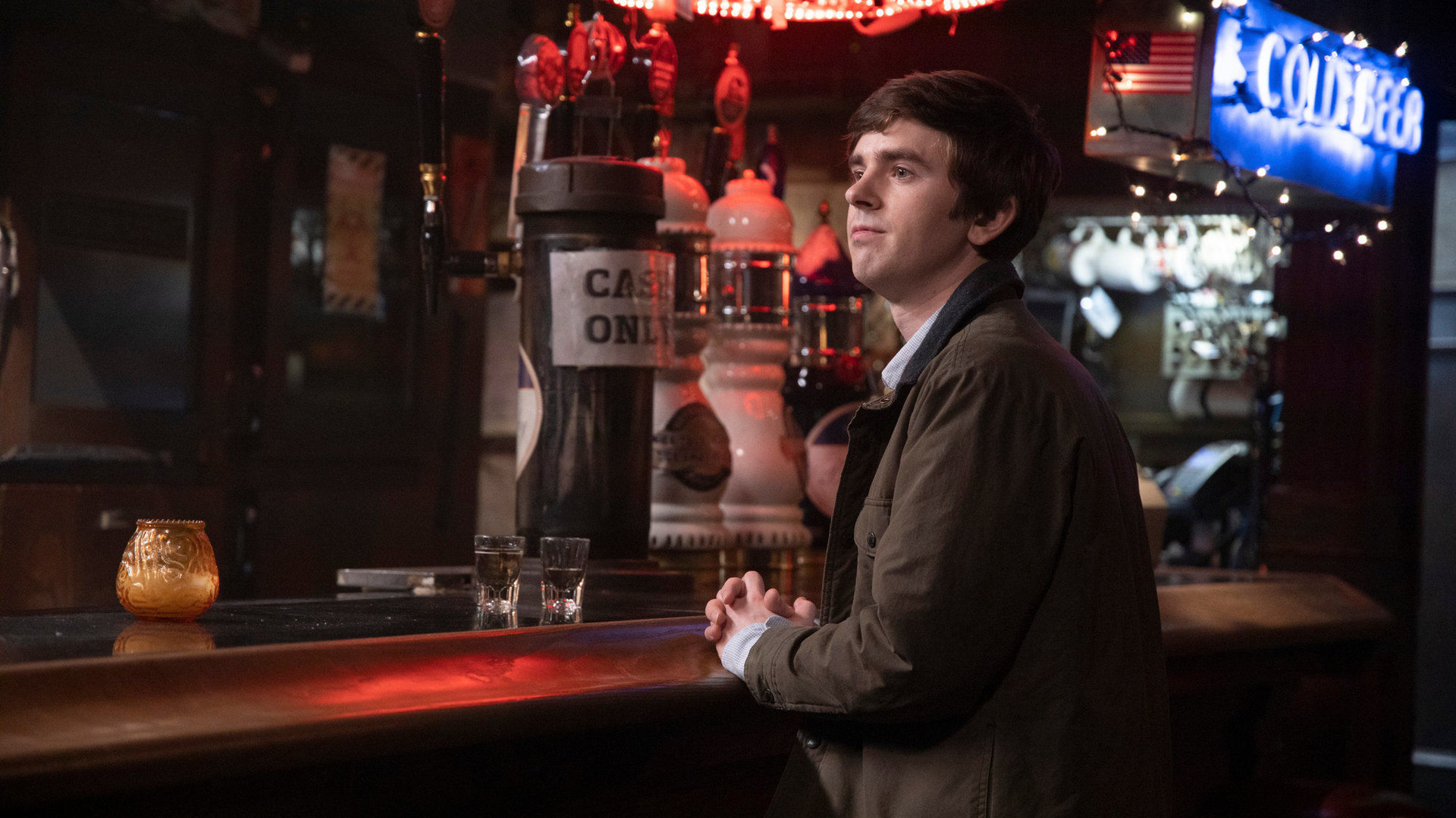 The Good Doctor — s02e18 — Trampoline