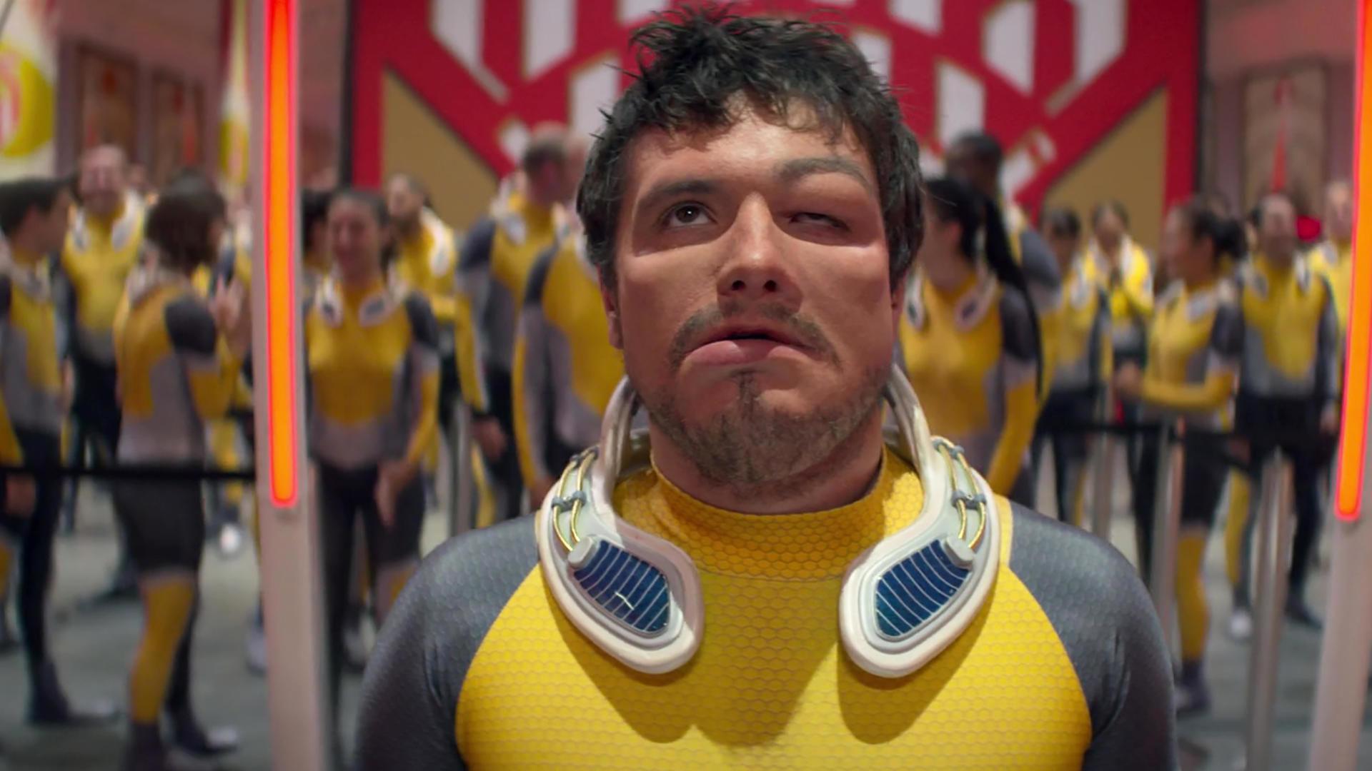 Человек будущего — s02e11 — Dia De Los Robots