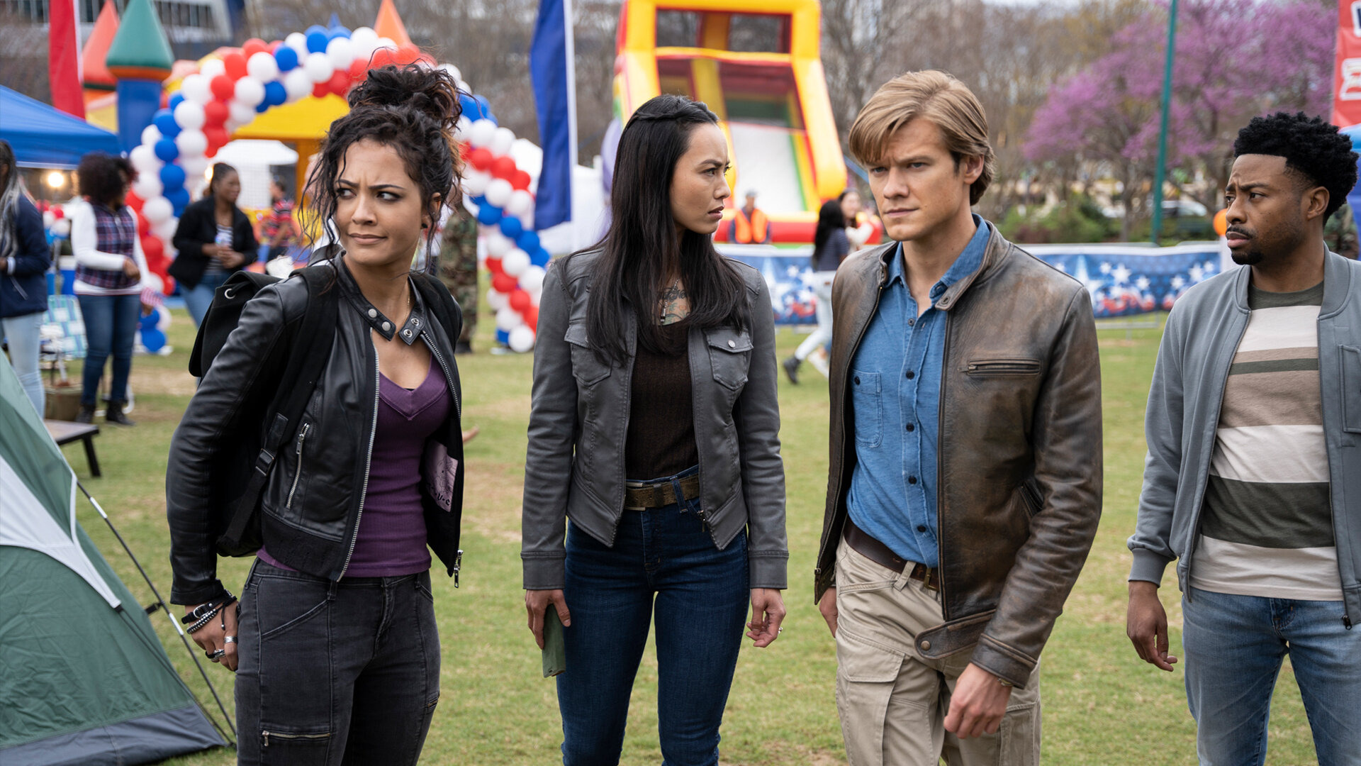 MacGyver — s05e15 — Abduction + Memory + Time + Fireworks + Dispersal