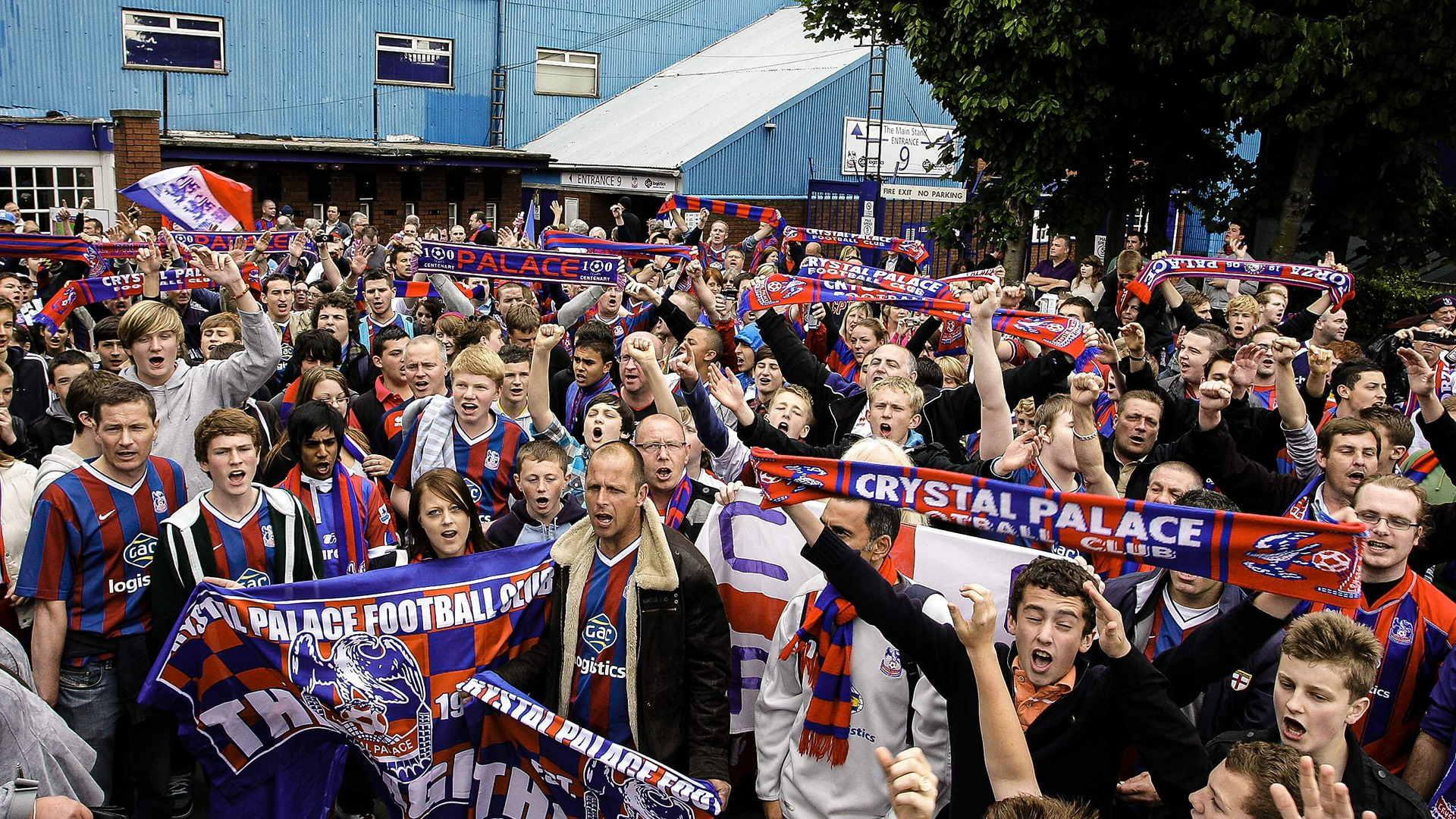 When Eagles Dare: Crystal Palace F.C. — s01e01 — Back from the Brink