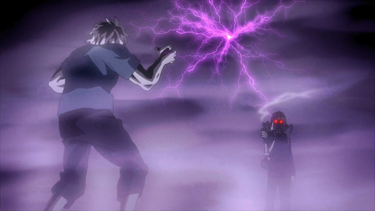 Boku no Hero Academia — s03e05 — Drive It Home, Iron Fist!!!