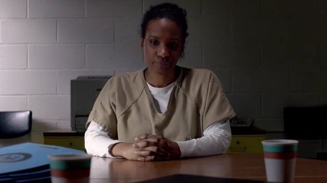 Orange Is the New Black — s02e13 — We Have Manners. We're Polite.