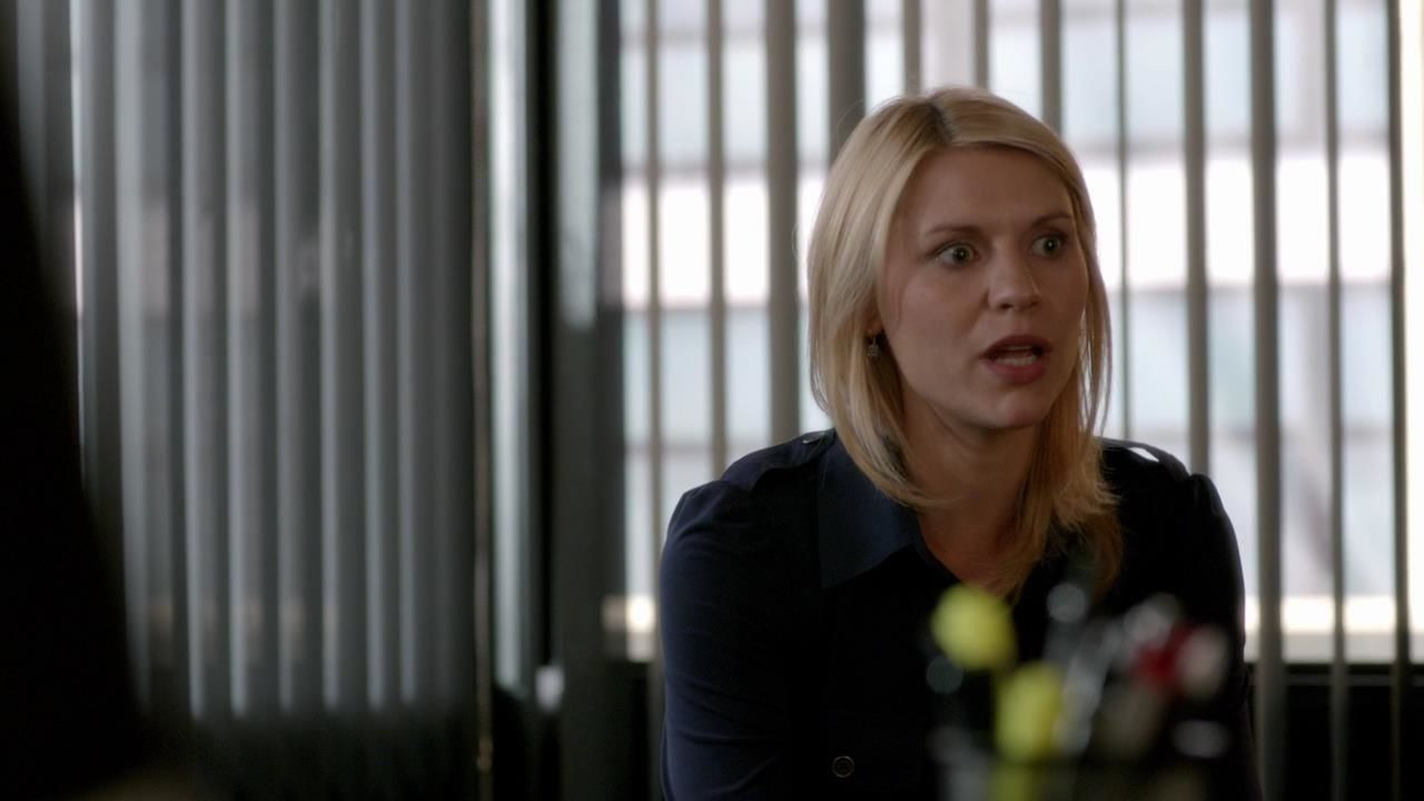 Homeland — s01e06 — The Good Soldier