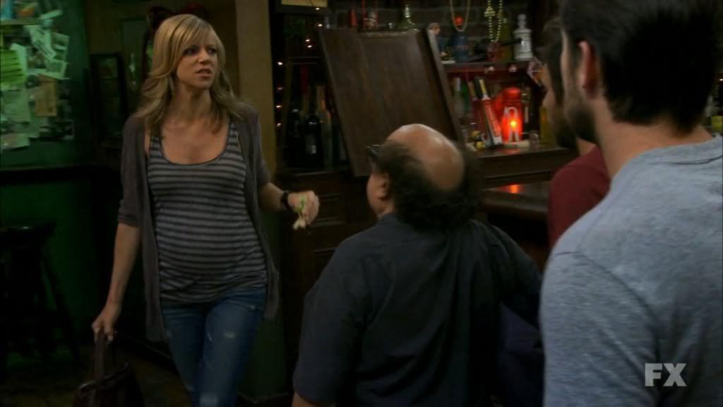 It's Always Sunny in Philadelphia — s06e07 — Who Got Dee Pregnant?
