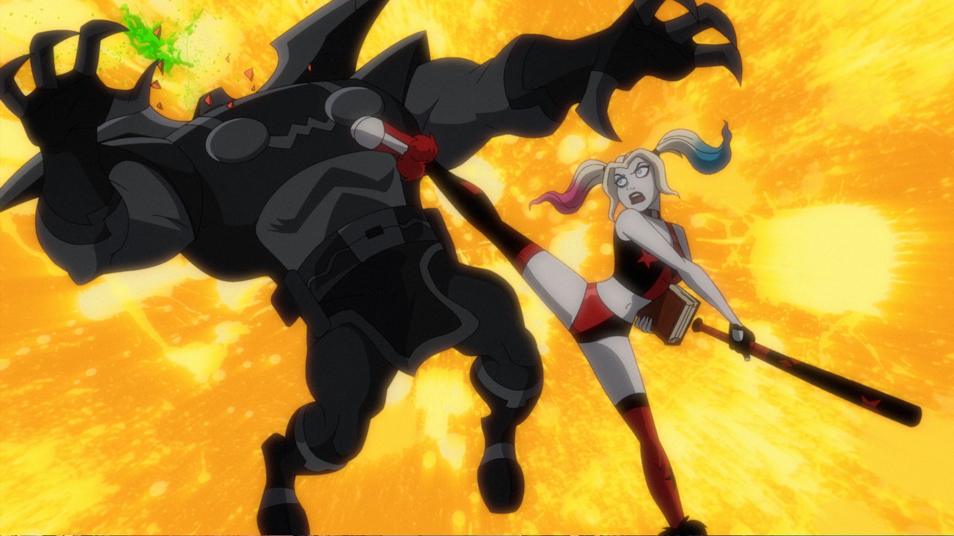 Harley Quinn — s02e11 — A Fight Worth Fighting For