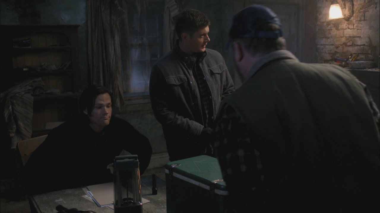 Сверхъестественное — s07e09 — How to Win Friends and Influence Monsters