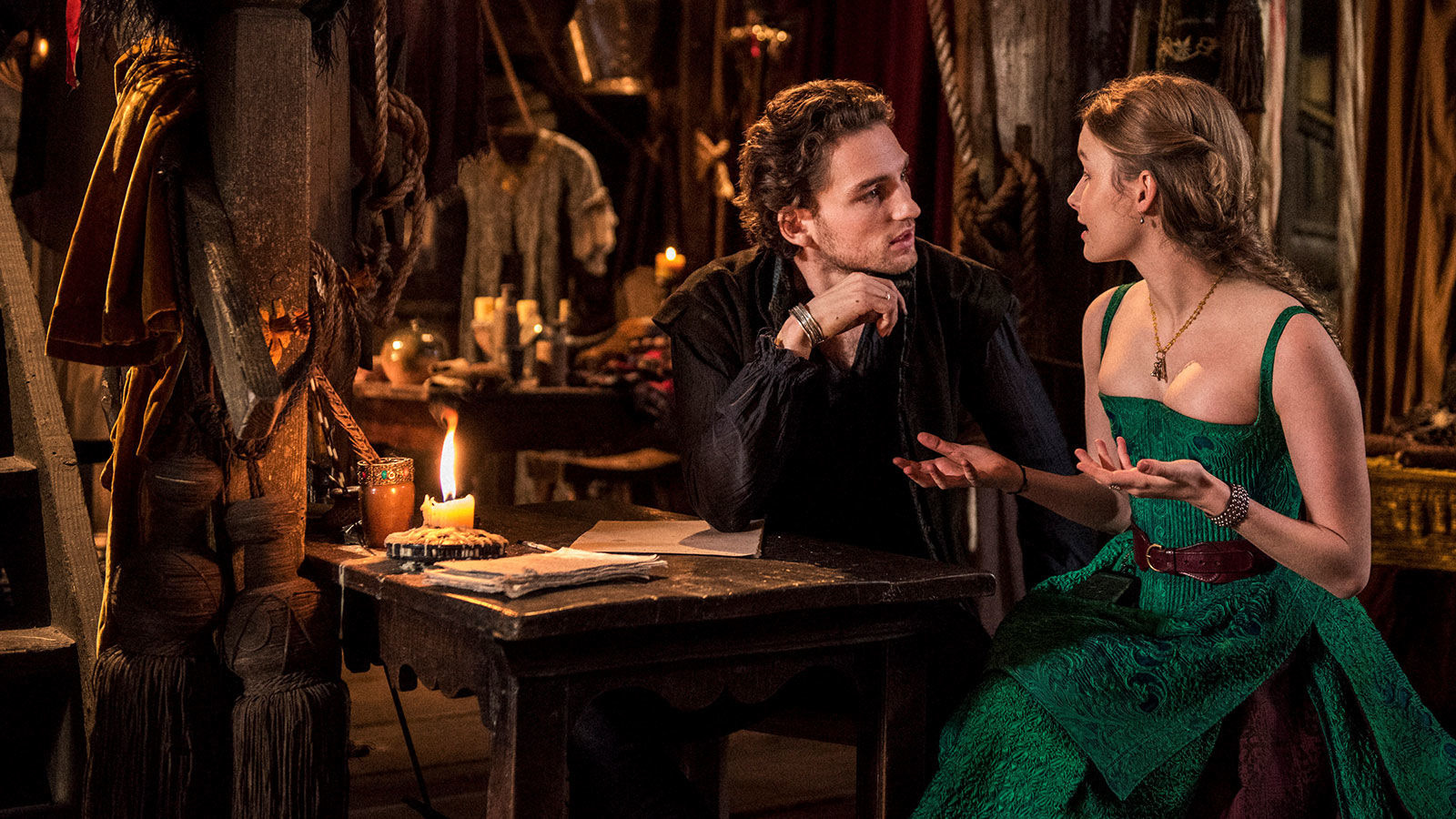 Уилл — s01e06 — Something Wicked This Way Comes