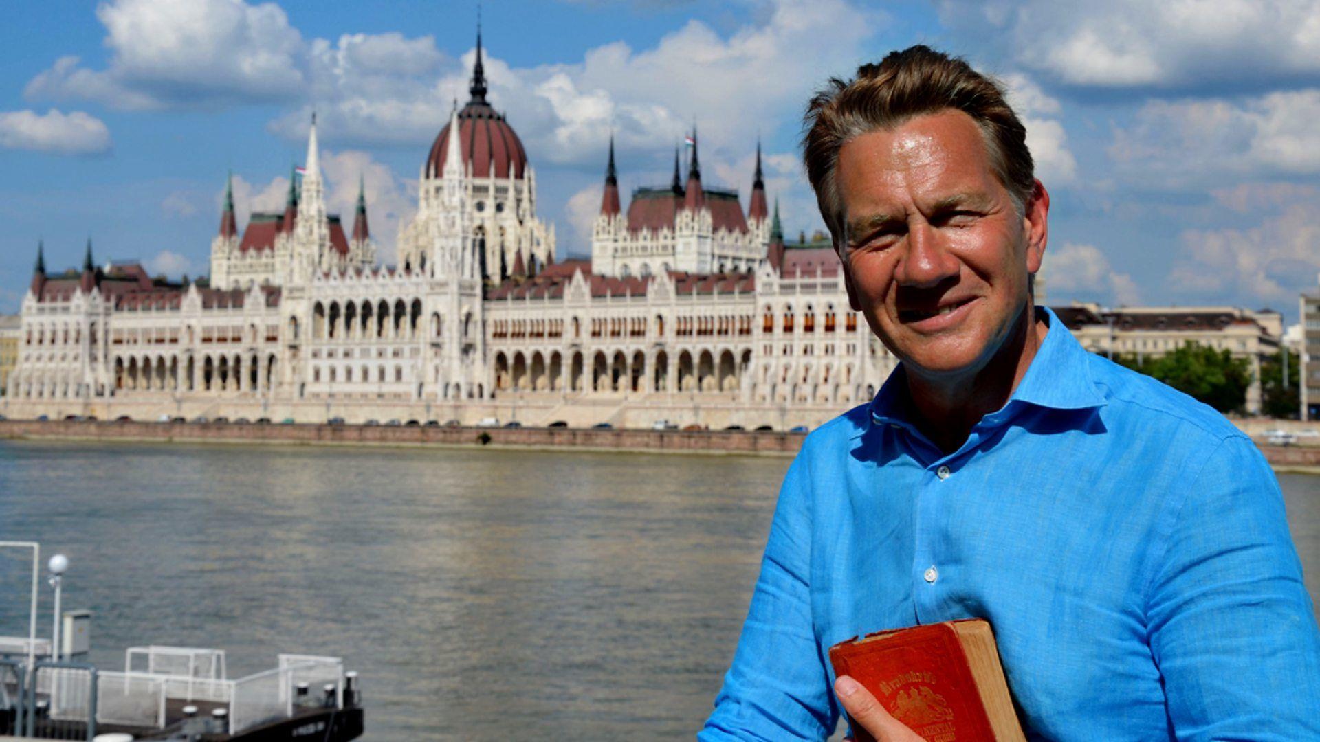 Большое железнодорожное путешествие по континенту — s01e02 — Hungary to Austria