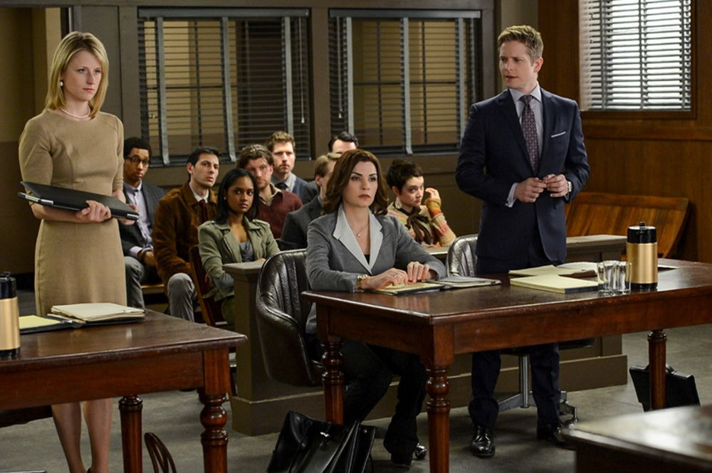 The Good Wife — s04e21 — A More Perfect Union