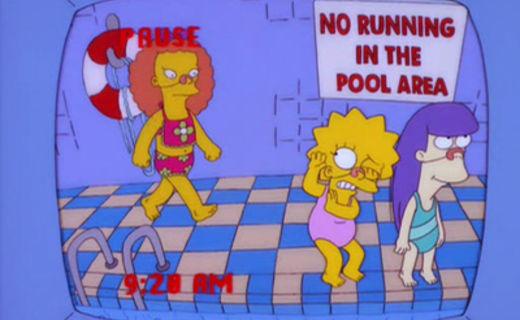 The Simpsons — s12e16 — Bye Bye Nerdy