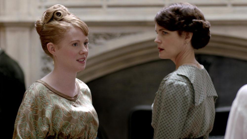 Downton Abbey — s02e08 — Episode 8