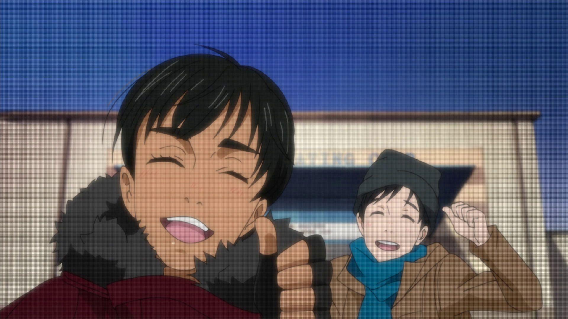 Yuri!!! on Ice — s01e10 — Gotta Supercharge It! Pre-Grand Prix Final Special!