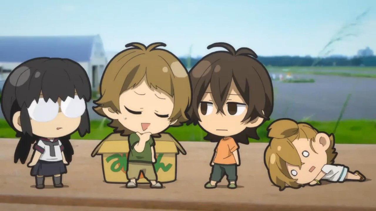 Баракамон — s01 special-11 — Mijikamon: Episode 10