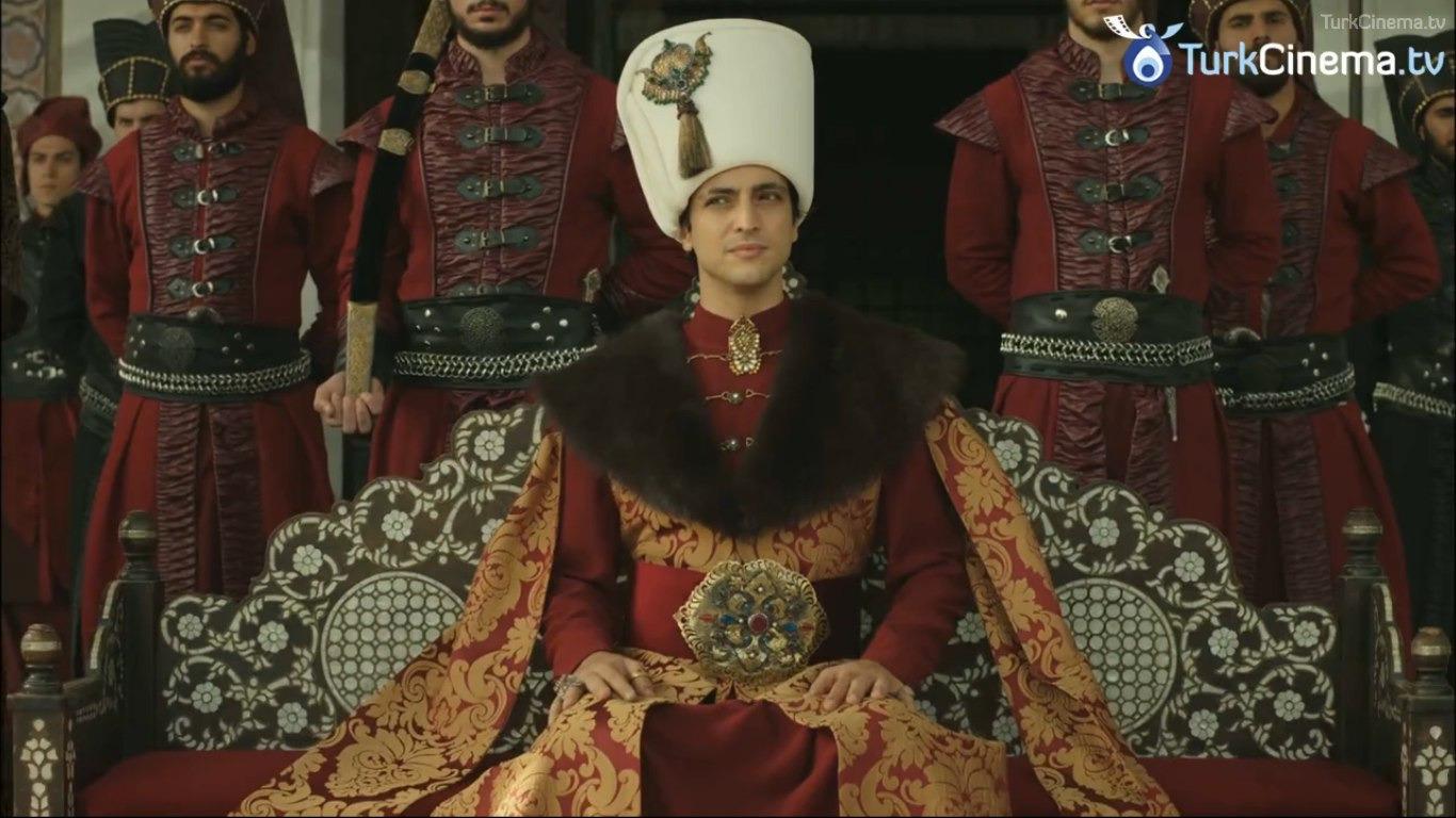 Великолепный век. Империя Кёсем — s01e27 — Юный Осман