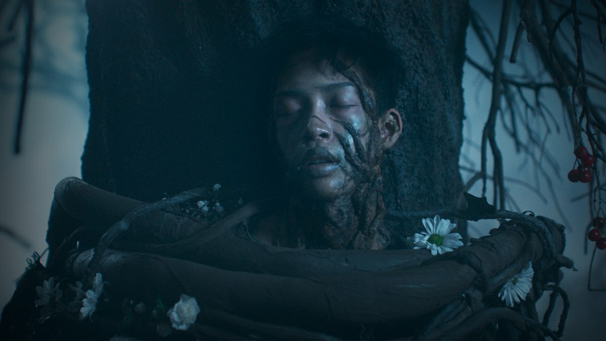 Берёза  — s02e09 — The Garden of Lost Children