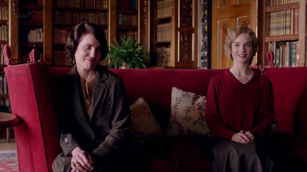Downton Abbey — s04e05 — Episode 5