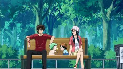Beelzebub — s01e07 — The Demon Lord makes his Debut at the Park