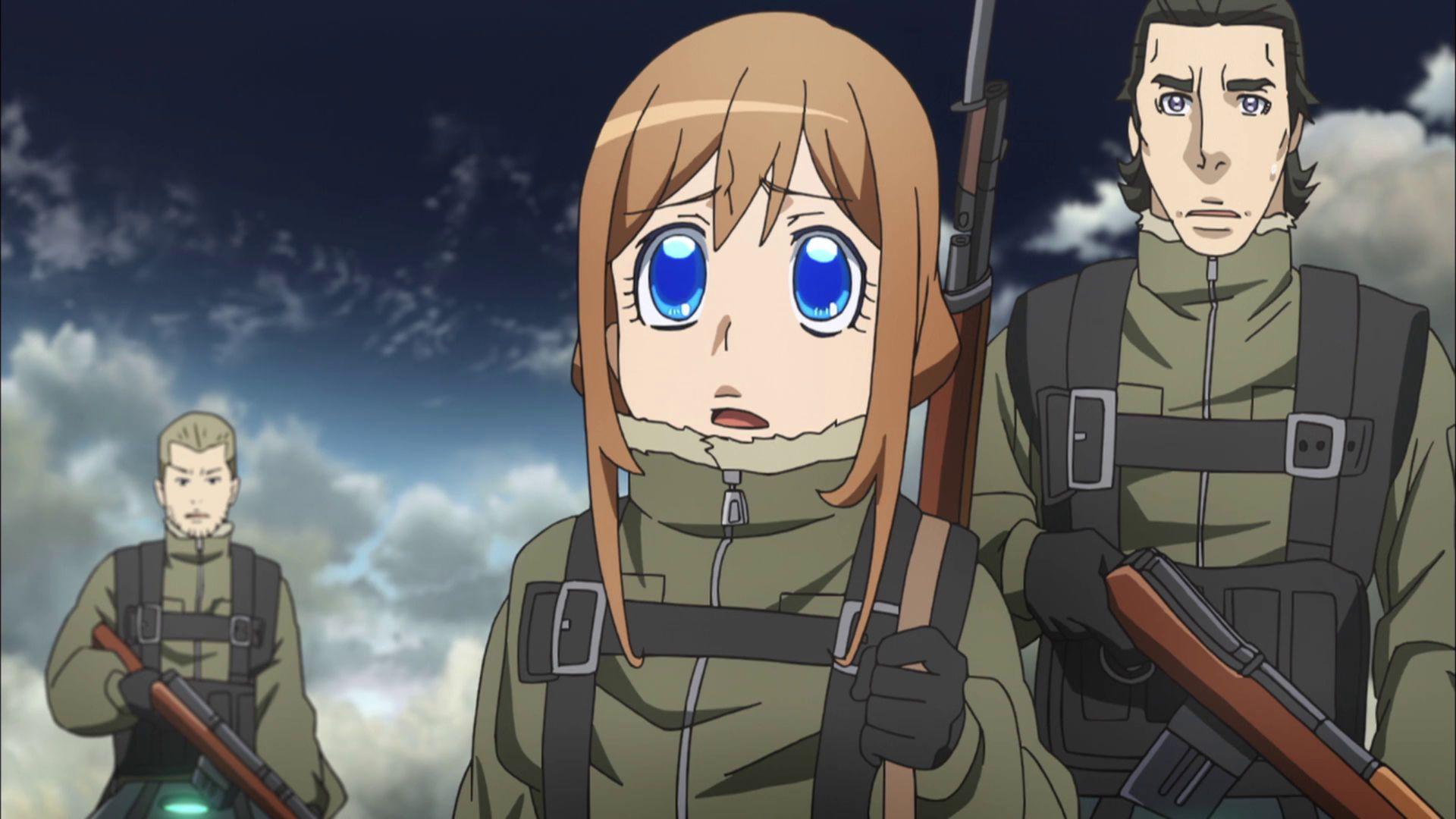 Военная хроника маленькой девочки — s01e11 — Resistance