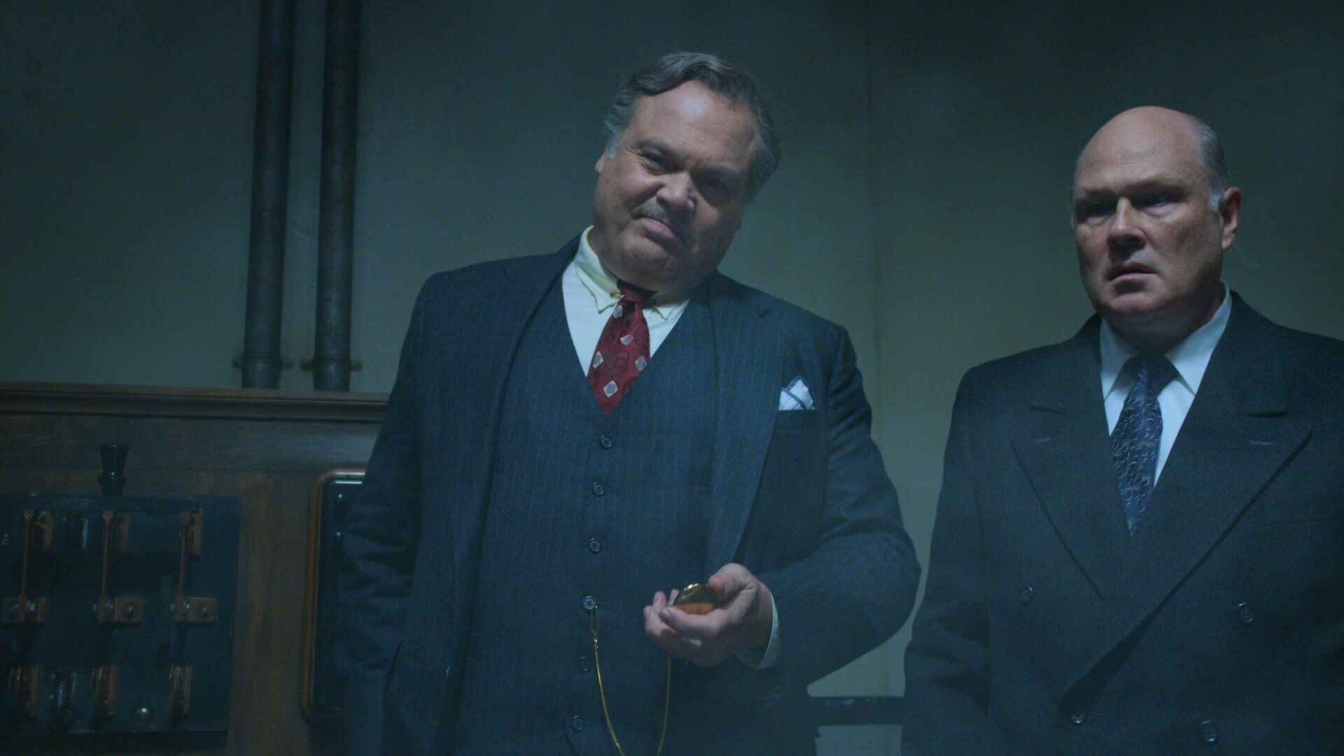 Сестра Рэтчед — s01e08 — Mildred and Edmund