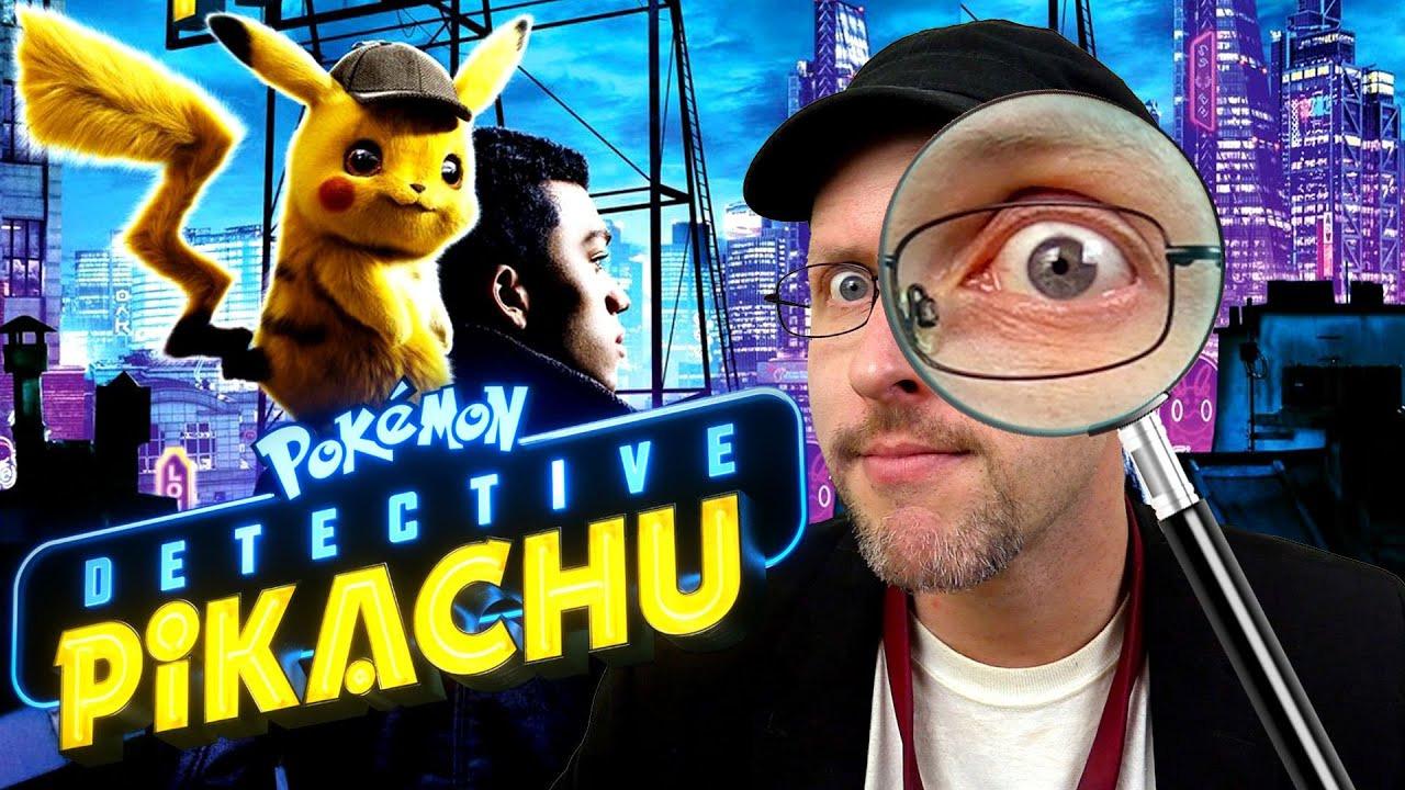 Ностальгирующий критик — s13e38 — Pokémon: Detective Pikachu