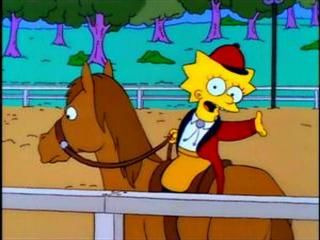 The Simpsons — s03e08 — Lisa's Pony