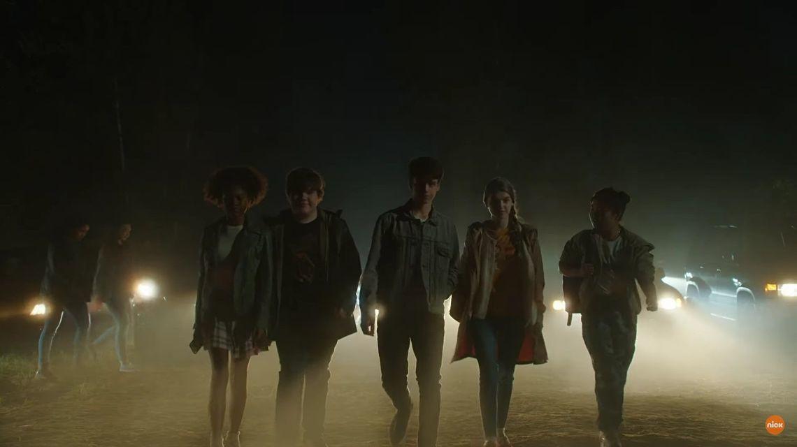 Ты боишься темноты? — s01e02 — Part Two: Opening Night
