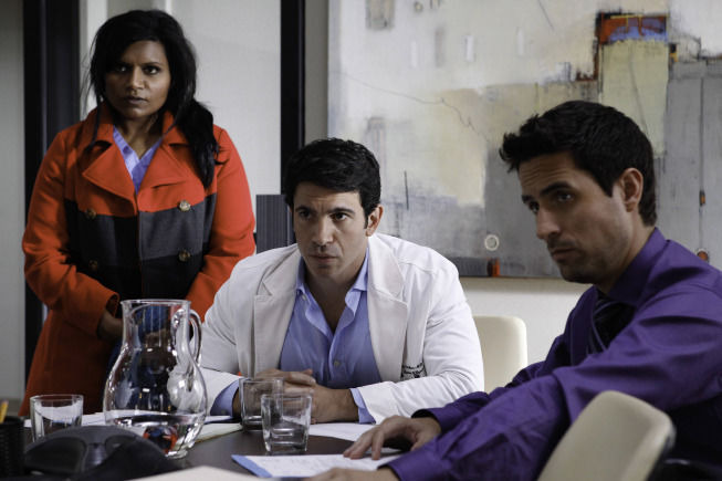 The Mindy Project — s01e08 — Two to One