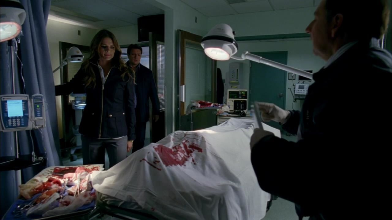 Castle — s05e20 — The Fast and the Furriest