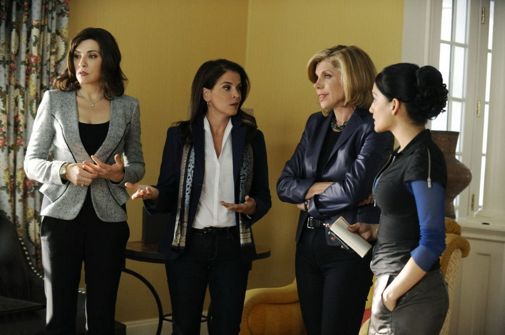 The Good Wife — s04e05 — Waiting for the Knock