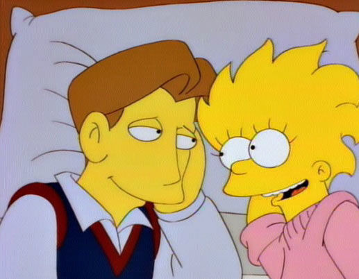 The Simpsons — s06e19 — Lisa's Wedding