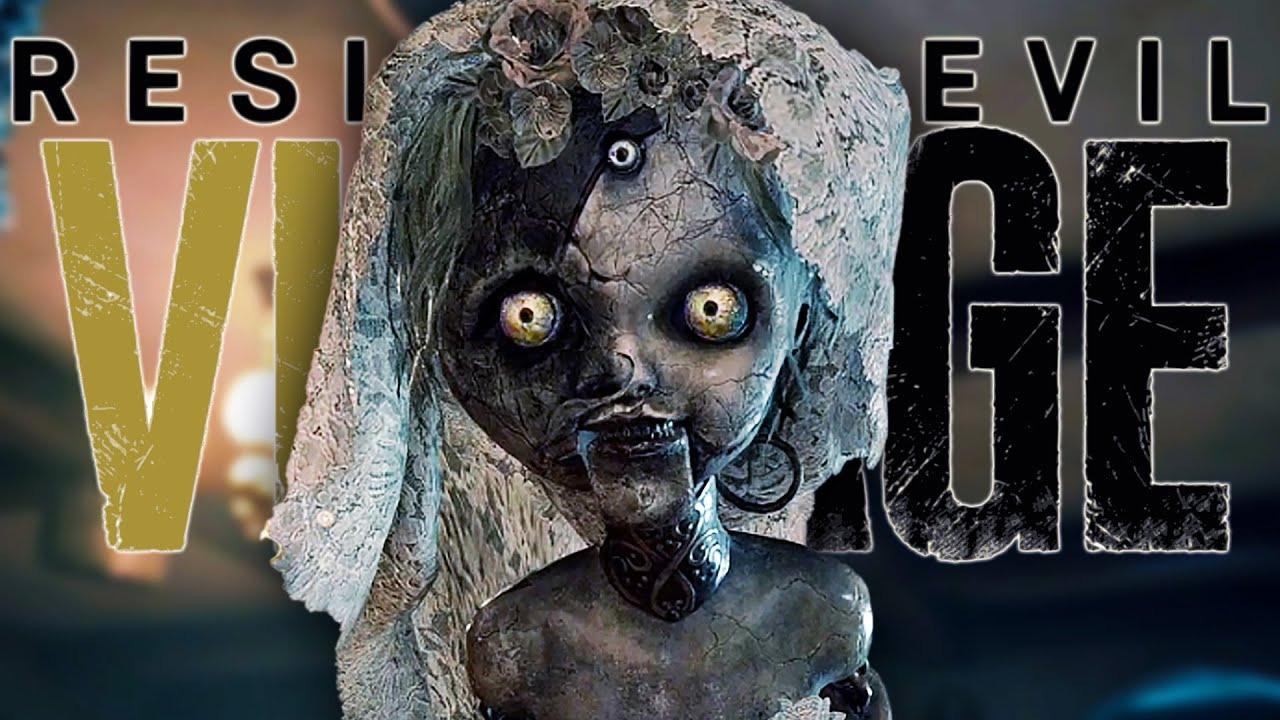 Jacksepticeye — s10e52 — THE DOLL HOUSE   Resident Evil Village— Part 4