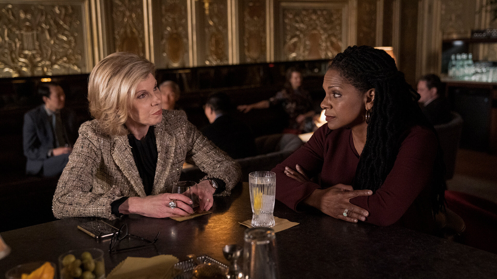The Good Fight — s05e06 — And the Two Partners Had a Fight…