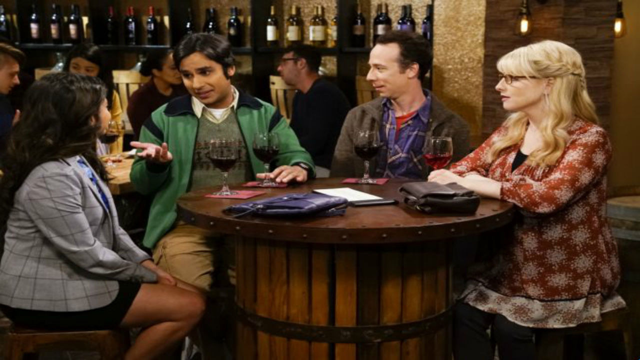 The Big Bang Theory — s11e03 — The Relaxation Integration