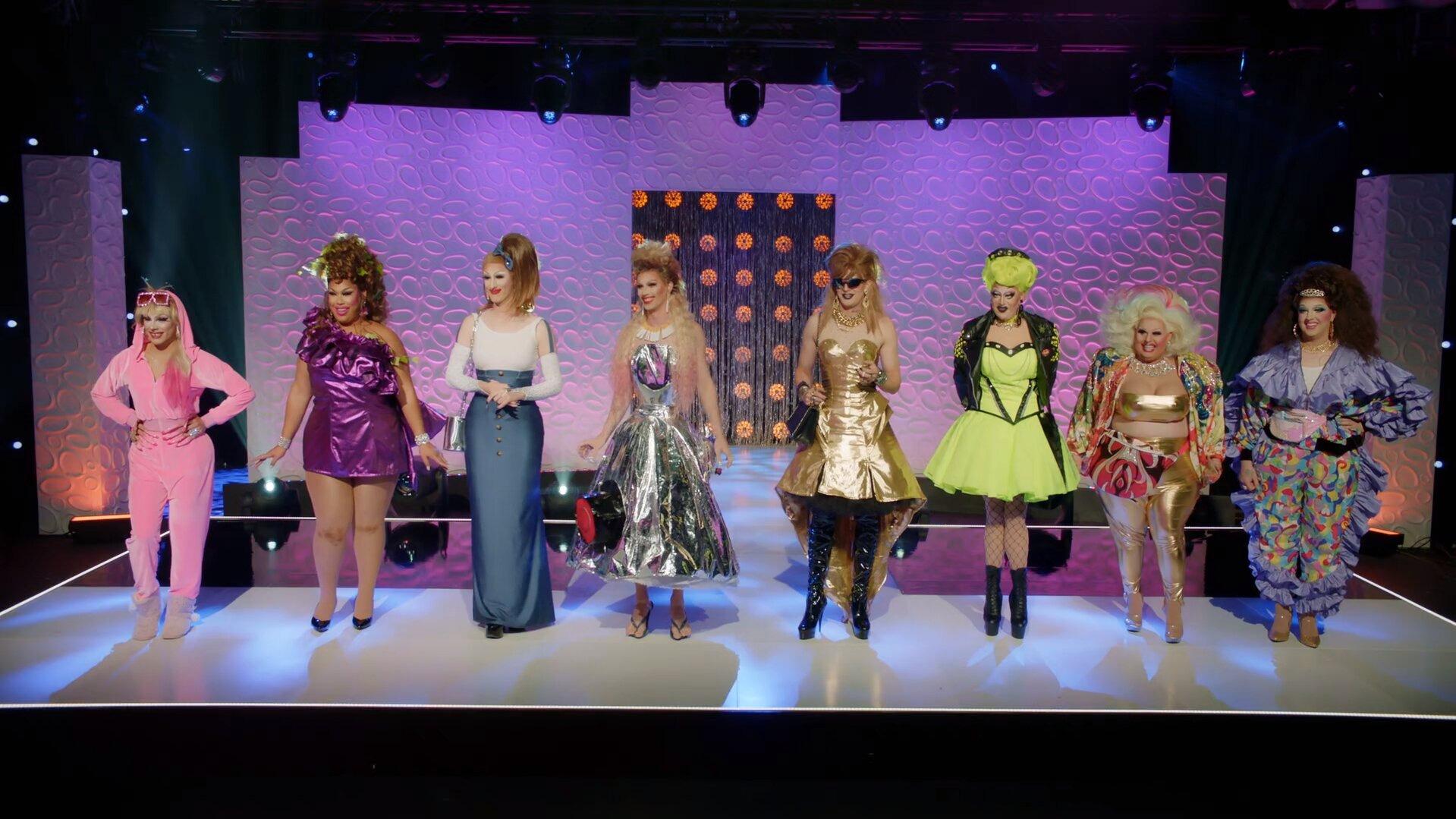 RuPaul's Drag Race Down Under — s01e03 — Queens Down Under
