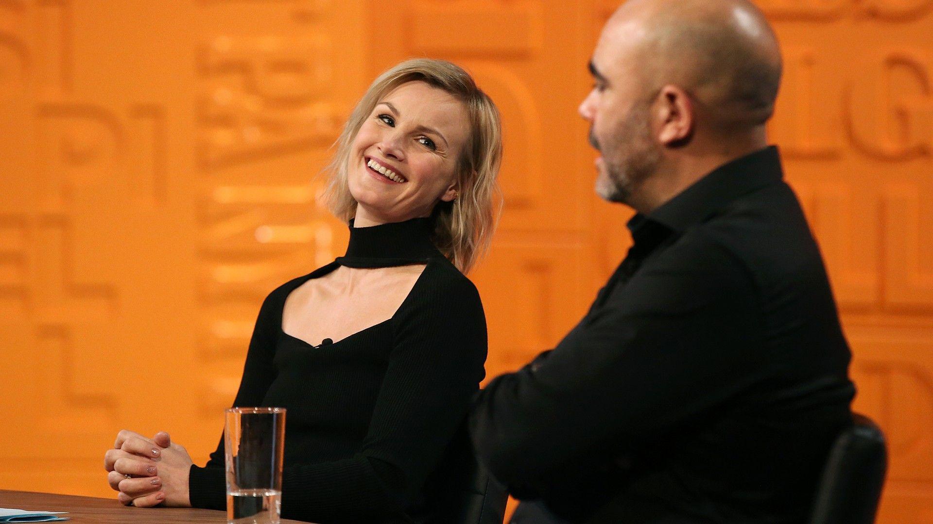 Новости о новостях — s43e13 — Lena Kristin Ellingsen og Lars Mytting