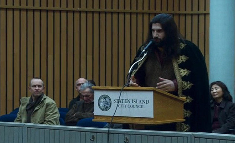 What We Do in the Shadows — s01e02 — City Council