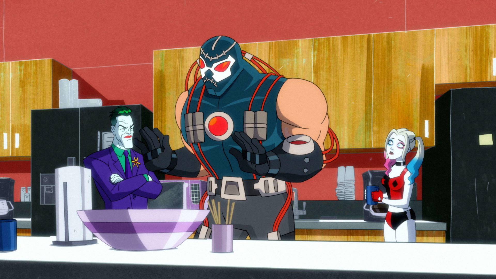 Harley Quinn — s01e09 — A Seat at the Table