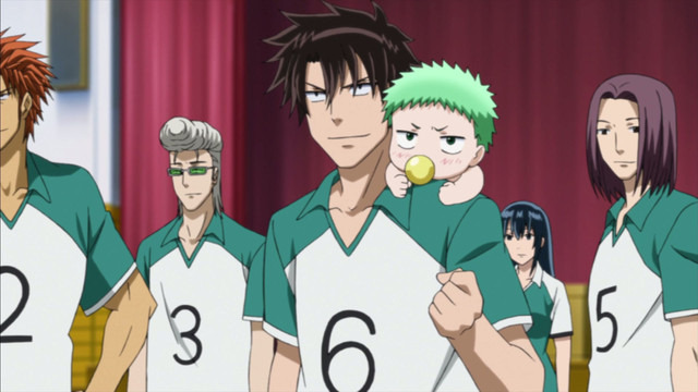 Beelzebub — s01e35 — Time for the Game to Begin!