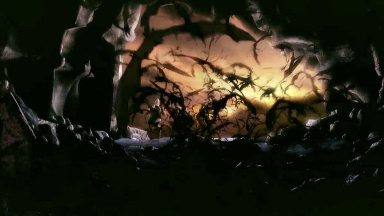 Dark Matters: Twisted But True — s02e06 — Creative Evil, Curiosity Killed Dr. Katskee, Bat-Bomb