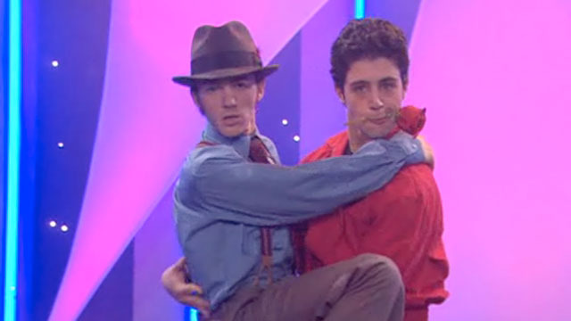Дрейк и Джош — s04e20 — Dance Contest